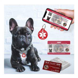 emotional support dog basic package